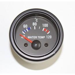 Wassertemperaturanzeige...