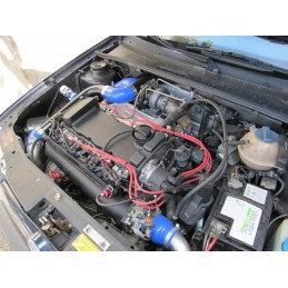 VW Golf 1 16V Turbo Ladeluftkühler